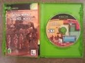 MICROSOFT Microsoft XBOX STAR WARS THE CLONE WARS AND TETRIS WORLDS
